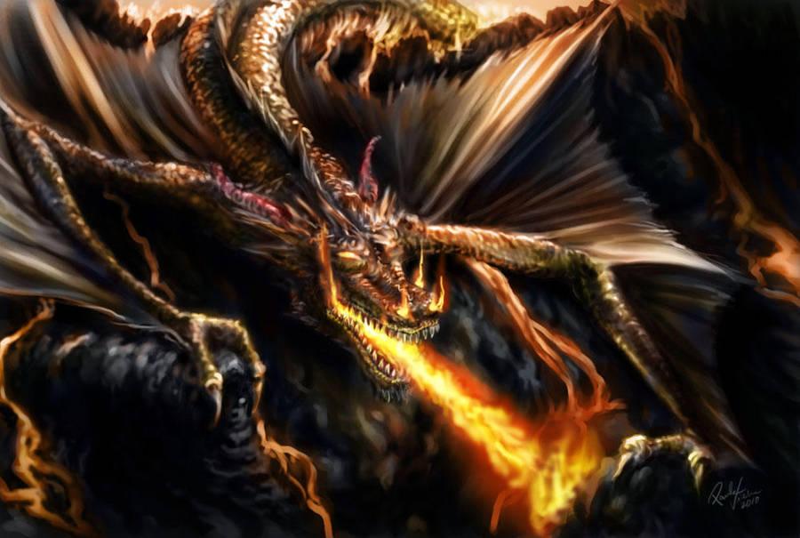 D D D Dragon By Elanor Pam On Deviantart
