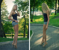 first days of summer_2 by Tumakov
