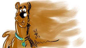 Scooby Doo by gerardodce