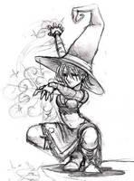 Witch by Kit-Kat-Choco