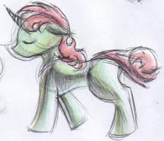 Doodlecorn by Retl