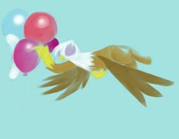 Gilda Griffon POP THEM ALL by Retl