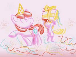 Happy Birthday Askpuppysmiles! by Retl