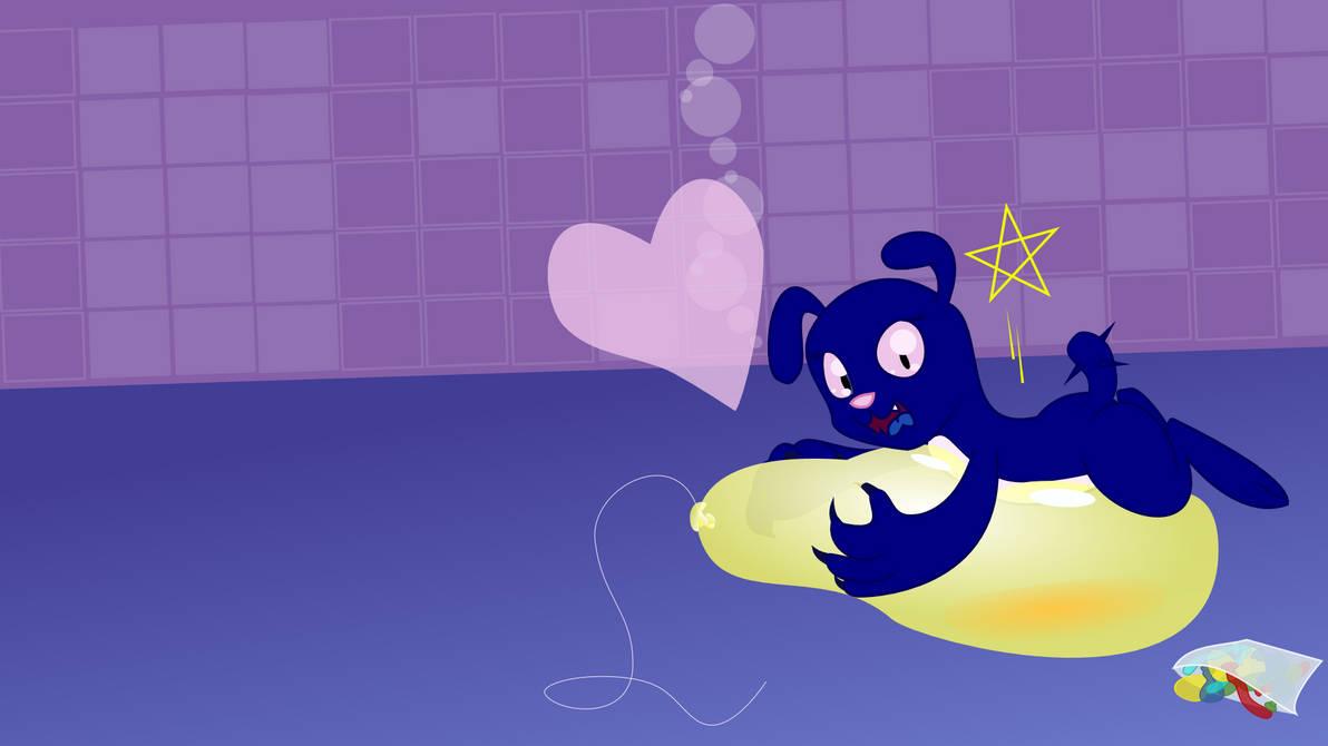Squeak-Princess Little SandyWallpaper by Retl