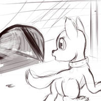 Sandy and the MoM Partyhouse Misadventure 1 by Retl