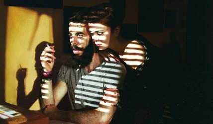 You and I by xBassxHarmingx
