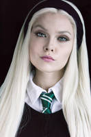 Draco Malfoy Harry Potter cosplay by Sladkoslava