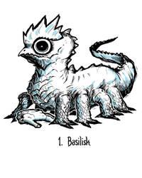 Basilisk by genesischant