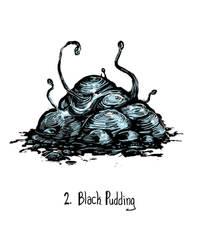 Black pudding by genesischant