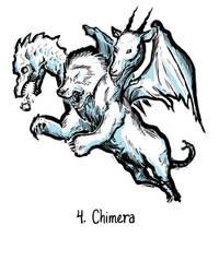 Chimera by genesischant