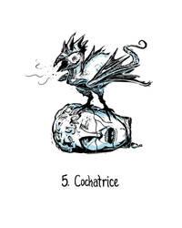 Cockatrice by genesischant