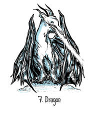 Dragon by genesischant