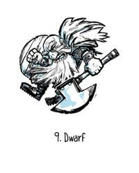 Dwarf by genesischant