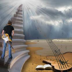 Stairway to heaven by SamboJS