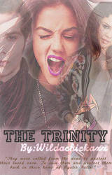 The Trinity Book Cover by wildachickaxx
