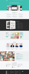 Creatink Multi-Concept HTML5 Template by elemis