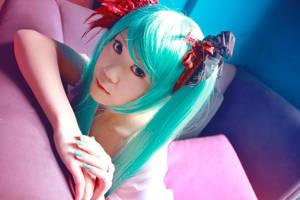 world is mine-miku by Sakina666