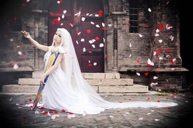 FATE ZERO -  Guardian Knight by Sakina666