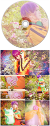 AQUARION EVOL -  Yunoha's Forest (CD-Booklet) by Sakina666