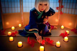 Katanagatari - Togame 12 by Sakina666