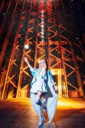 Macross Frontier The Movie: The False Songstress by Sakina666