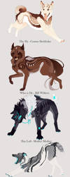 #3 Canine Adopts (Points/Money) (CLOSED) by som2-0
