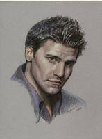 Angel - David Boreanaz by TheDoThatGirl
