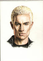 Spike - James Marsters by TheDoThatGirl
