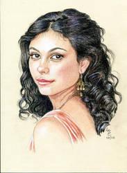 Inara Serra (Morena Baccarin - Firefly) by TheDoThatGirl