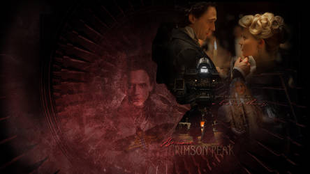 Crimson Peak - A House as old as this one Ver2 by TheDoThatGirl