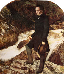 Sir Thomas Sharpe (after Millais) by TheDoThatGirl