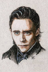 Sir Thomas Sharpe (Miniature Sketch) by TheDoThatGirl