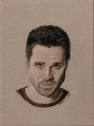 Agent Grant Ward (Hive) by TheDoThatGirl