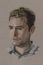 Agent Leo Fitz by TheDoThatGirl