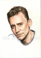 Tom Hiddleston by TheDoThatGirl