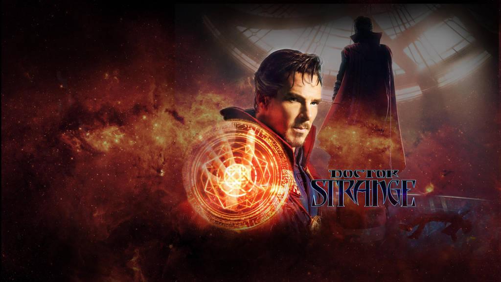 Doctor Strange by TheDoThatGirl