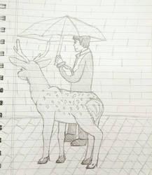 rainy days by Jabsicles