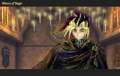 History of Magic: Yami by Lizeth