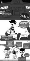 IZ - Halloween Contest 5 by MKLier