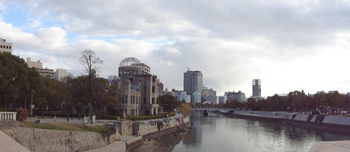 Hiroshima by aeriefeeling