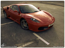 Ferrari F430 by alnuaimi