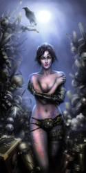 Magnet Woman by tekkoontan