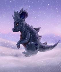 Winter's wind by TellerySpyro
