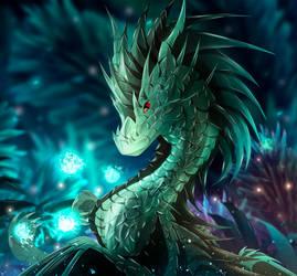 Sapphire secret by TellerySpyro