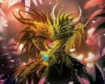 Little dragons and big love by TellerySpyro