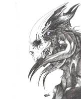 Creature by TavoQuiros