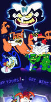 Crash Bandicoot 2: Cortex Strikes Back by Chopfe