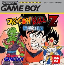 Goku Goes 8-Bit by Chopfe
