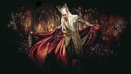 King of Mirkwood by gigimoshik