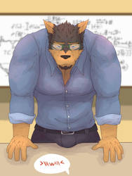 Professor Rohan by RohanAlexander